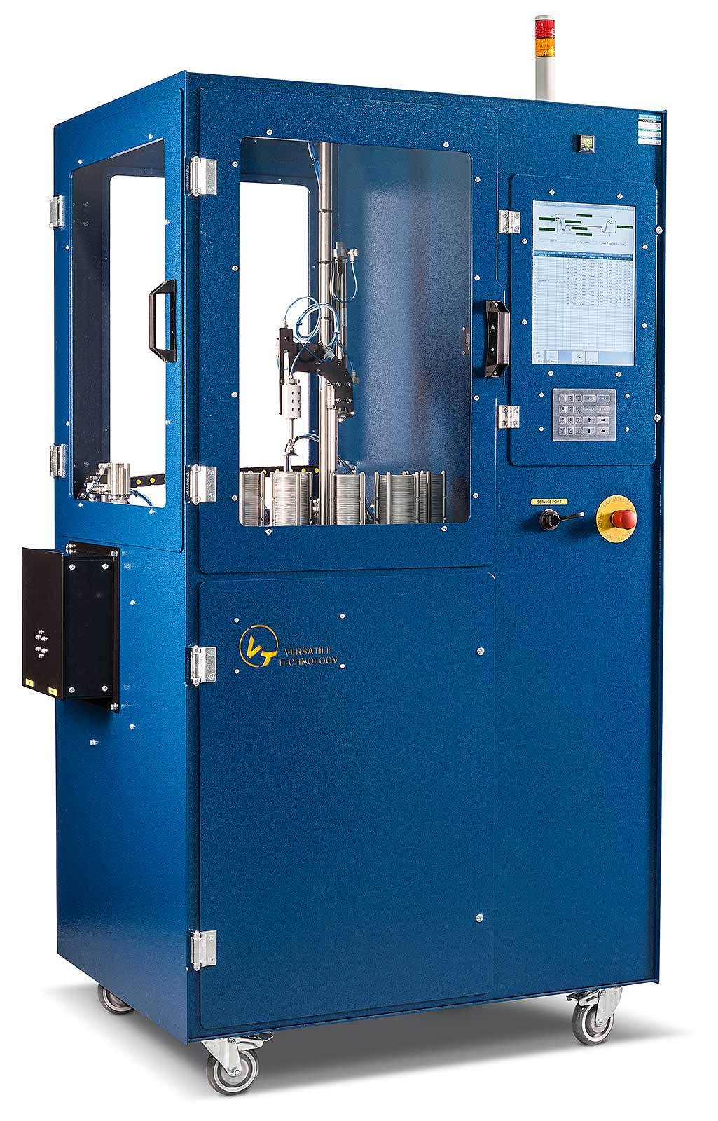 AF059C Automatic Shell Gauge with grain alignment.