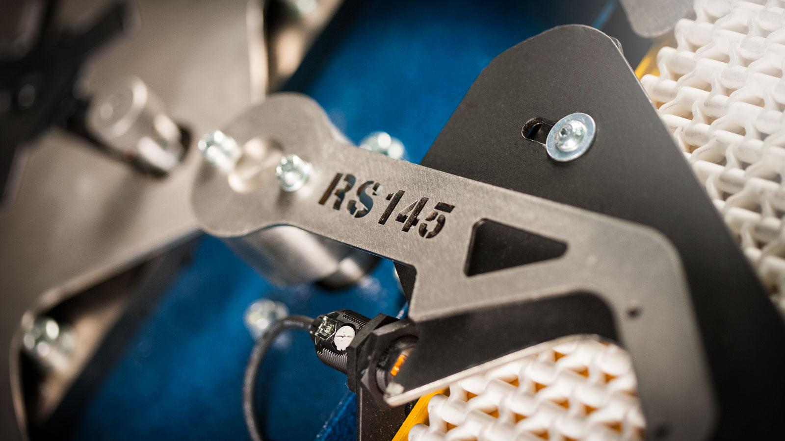 RS145A Automatic Front End Gauge