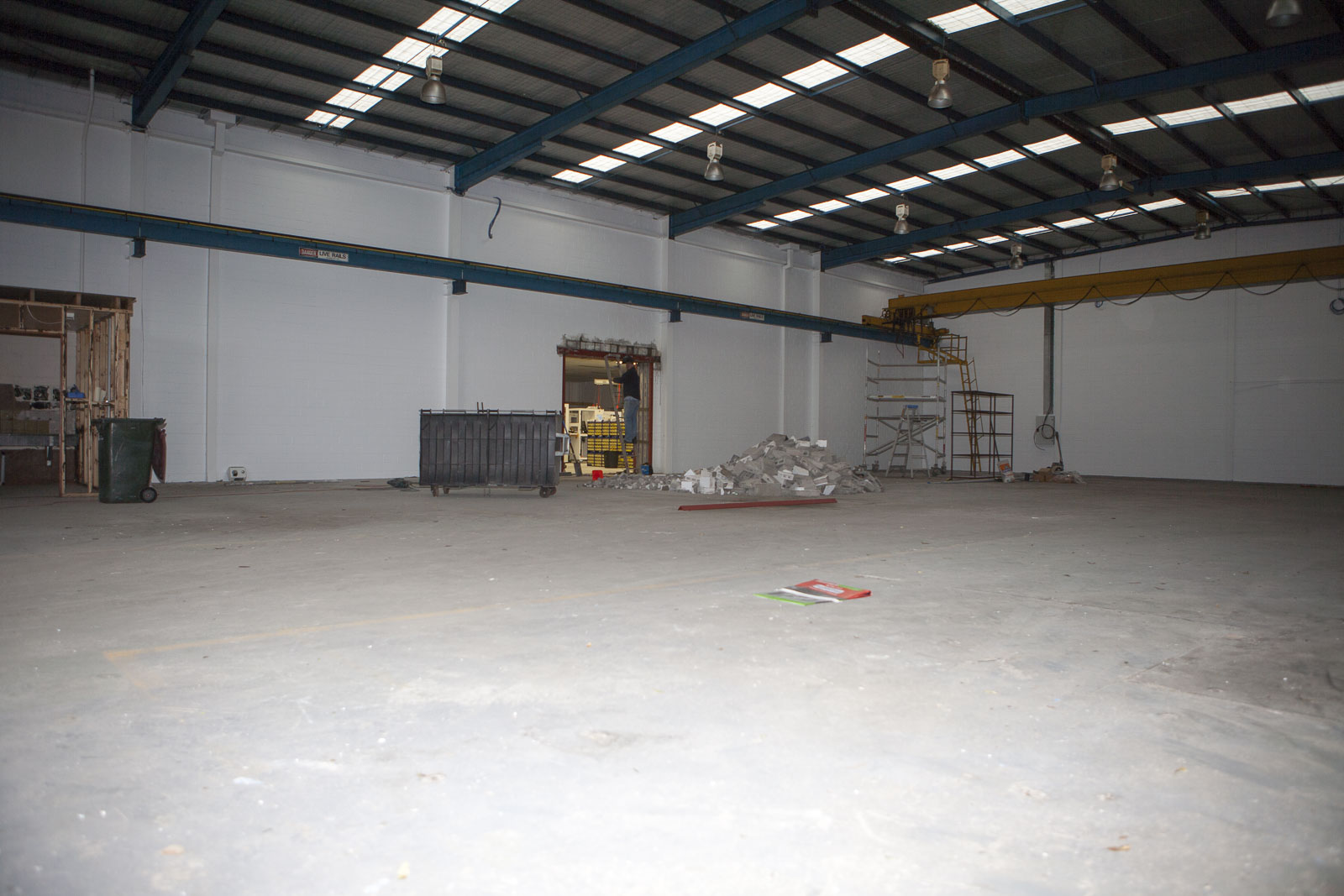 Versatile Technology expands into larger premises.