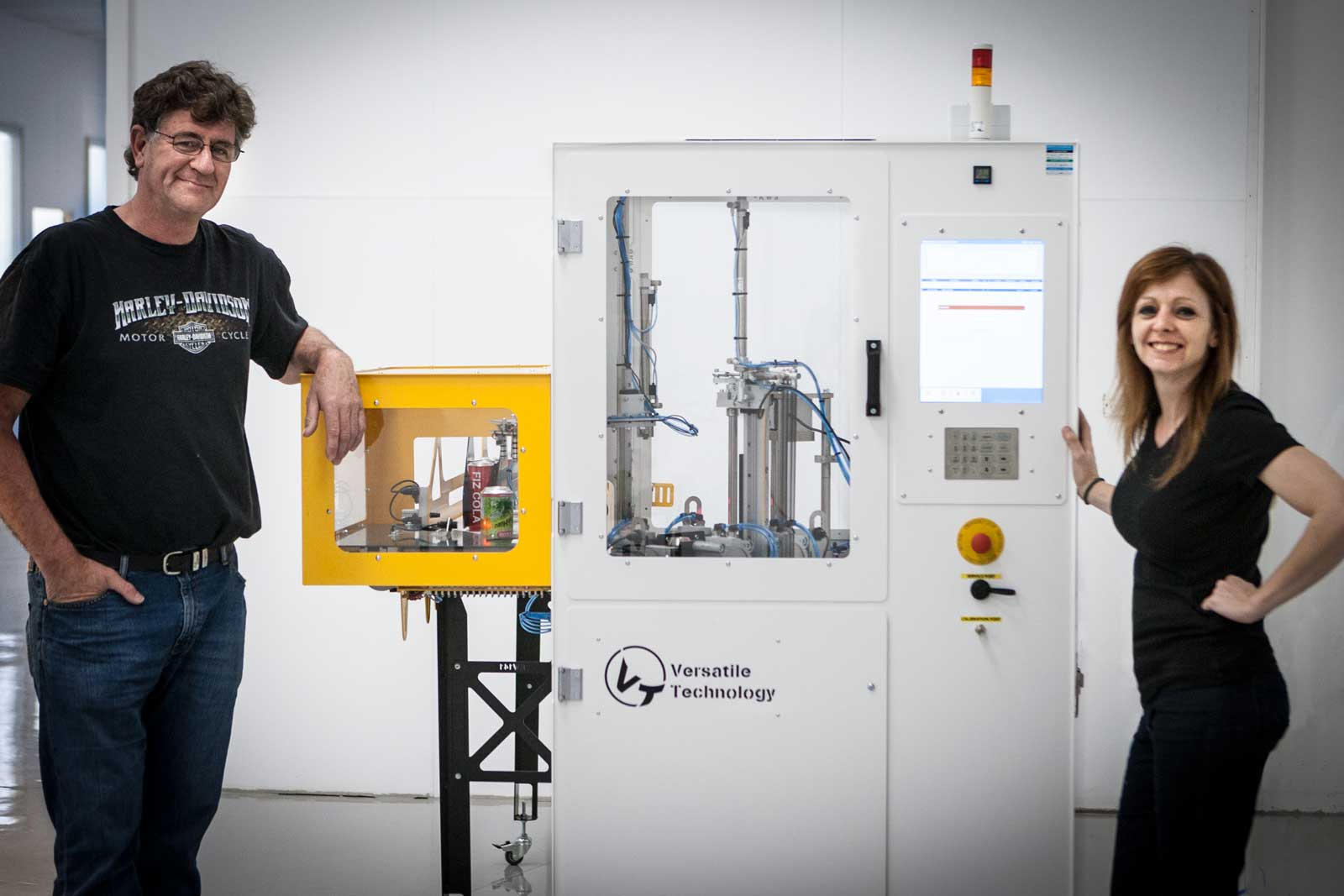 Versatile Technology expands into larger premises.