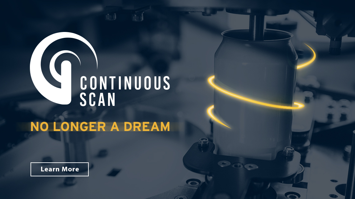 Automatic Continuous Scanning is no longer a dream.